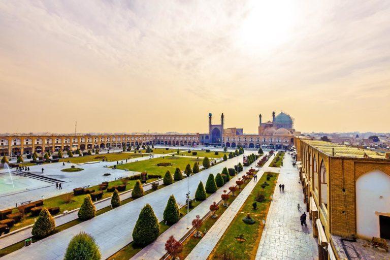 Iran Esfahan 117337504