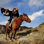 Mongolia Eagle Hunters Prrsz54