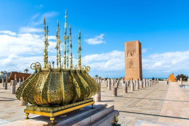 Morocco Rabat 1075717067