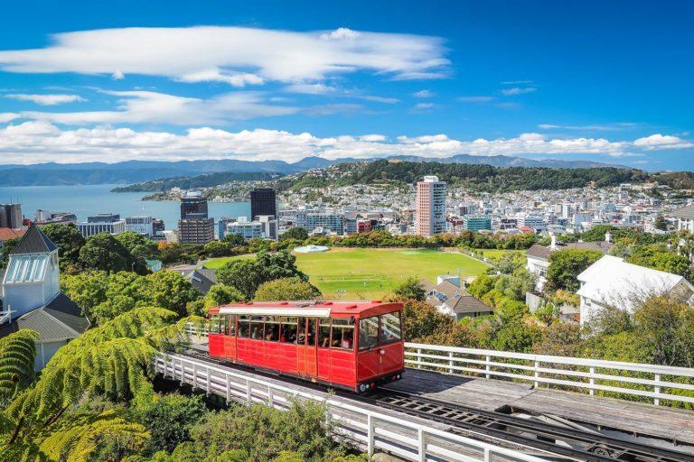 New Zealand North Island Wellington Region Wellington 682572673