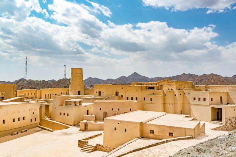 Oman Al Hajar Mountains Bahla Fort 392352862