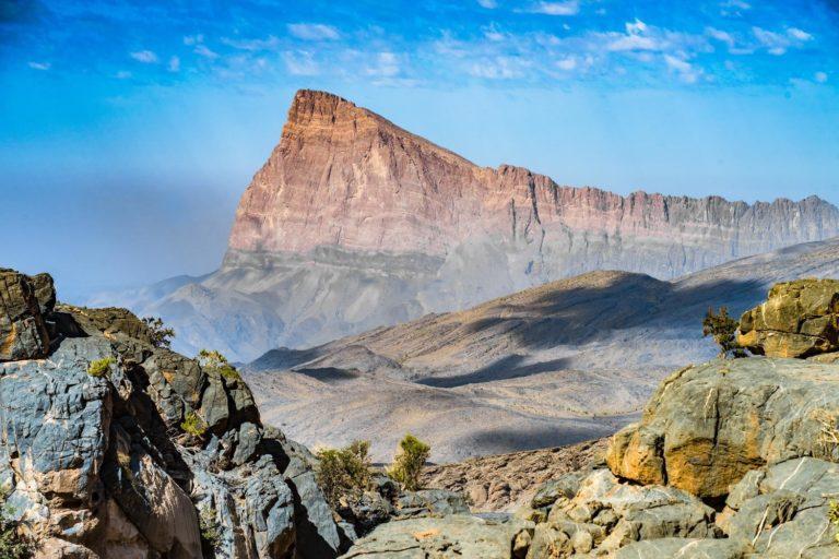 Oman Al Hajar Mountains Jebel Shams 388261636