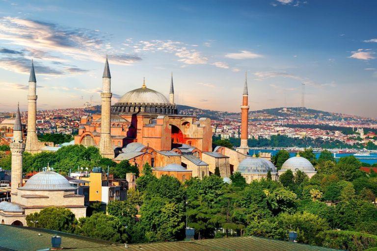 Turkey Istanbul Hagia Sophia Pvepyus