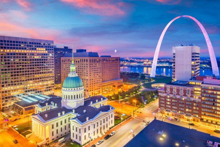 Usa Great Plains Missouri St Louis Hvq5pcd