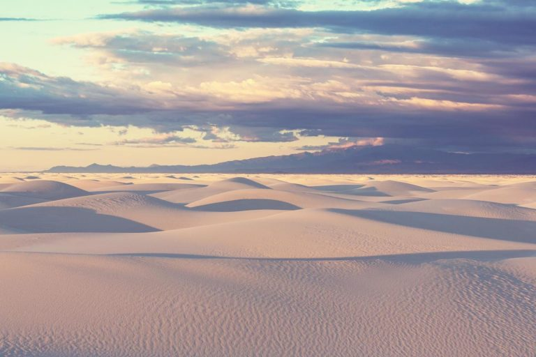Usa Southwest New Mexico White Sands National Monument Psw73r5