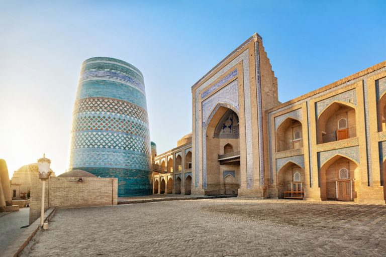 Uzbekistan Khiva 1079476940