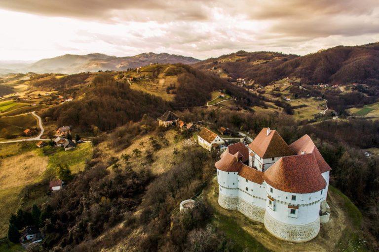 Croatia Zagorje Veliky Tabor Castle 431834890