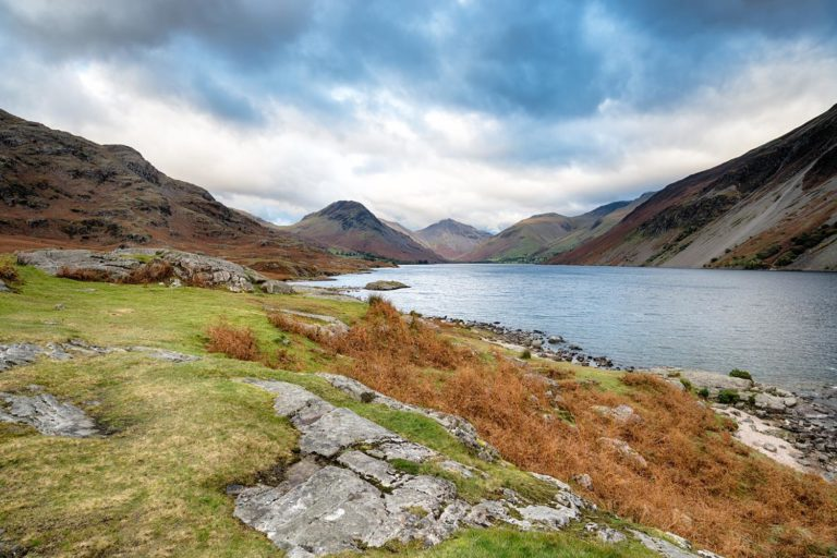 United Kingdom England Lake District Scafell Pike Pw3s9d7